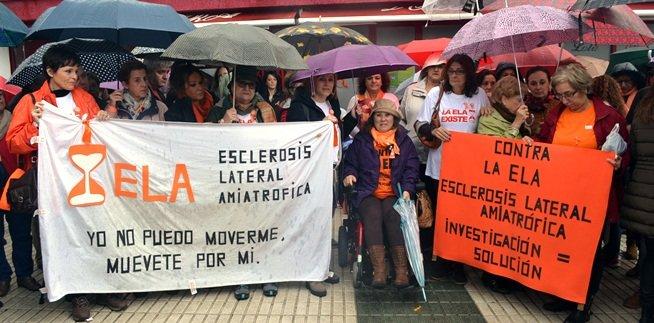 1ª Marcha contra la ELA en Tarifa